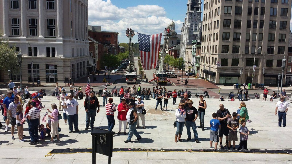 Support the Troop Rally at the Pennsylvania Capitol