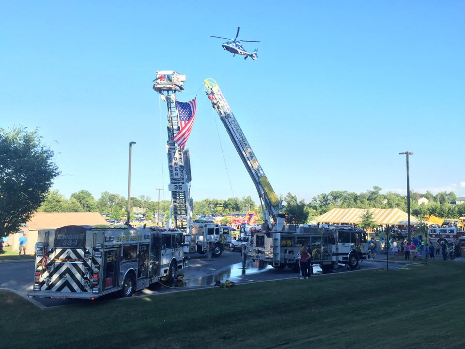 National Night Out Lower Paxton Township