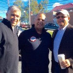 Nick with District Attorney Ed Marsico and Dauphin County Commissioner Jeff Haste