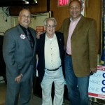 Nick with Rip Marsico and Tim DeFoor, Candidate for DC Controller